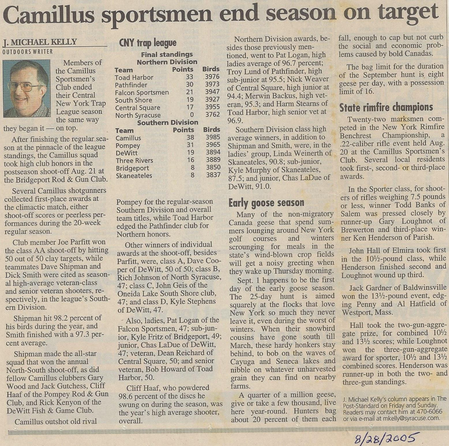 1985 camillus article